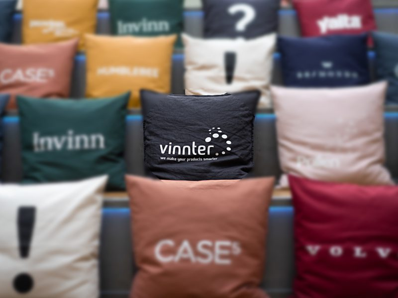 Vinnter in the center of everything...